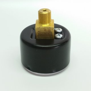 Pressure gauge Ø40mm back connection
