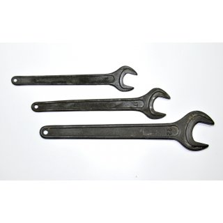 Open-ended wrench DIN894 22 mm