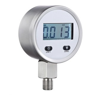 Battery Powered Digital Gauge Digi-10 cl.1,0%