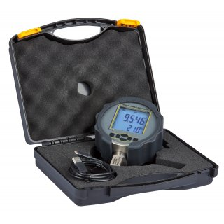 Digital precision pressure gauger cl.0,1%