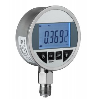 Digital precision pressure gauge cl.0,2