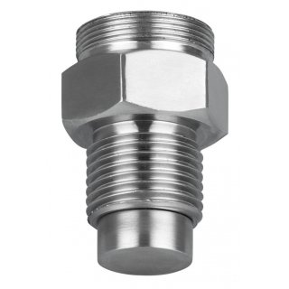 Front flush diaphragm (B) *robust