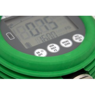 Digitalmanometer mit DatenLogger